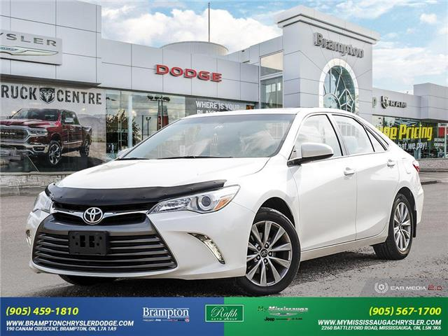 2017 Toyota Camry XLE (Stk: 14317) in Brampton - Image 1 of 30
