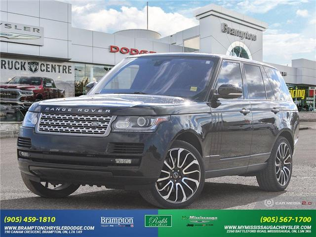 2014 Land Rover Range Rover V8 Autobiography Supercharged LWB (Stk: 21779A) in Brampton - Image 1 of 30