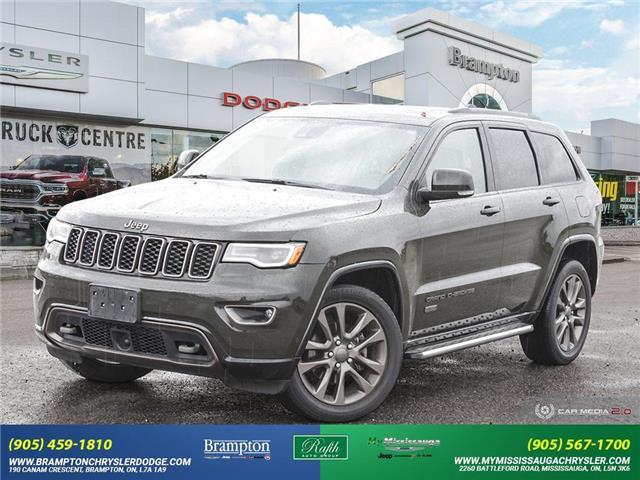 2017 Jeep Grand Cherokee Limited (Stk: 14375) in Brampton - Image 1 of 30