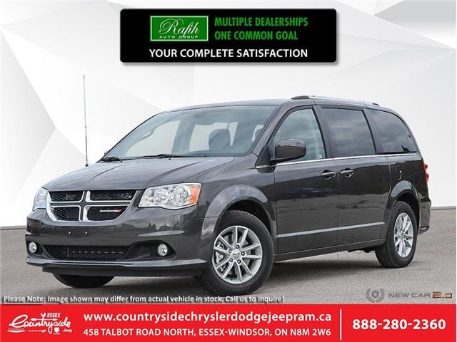 2020 Dodge Grand Caravan Premium Plus (Stk: 20423) in Essex-Windsor - Image 1 of 23