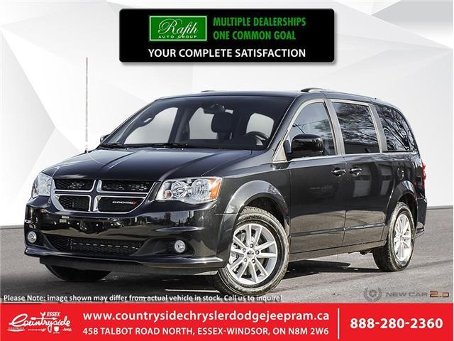 2020 Dodge Grand Caravan Premium Plus (Stk: 20431) in Essex-Windsor - Image 1 of 22