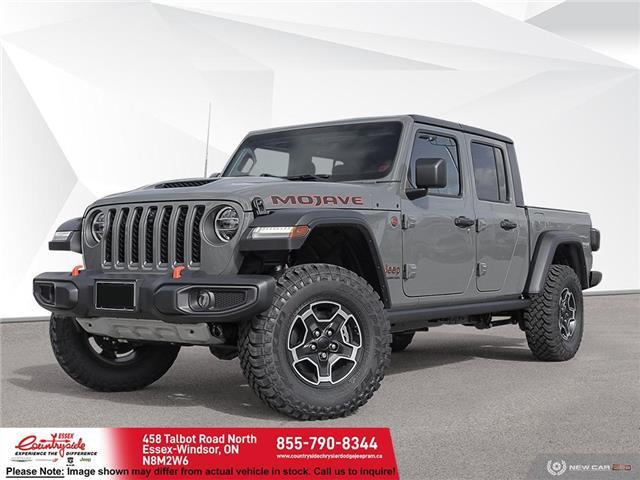 2021 Jeep Gladiator Mojave (Stk: 21003) in Essex-Windsor - Image 1 of 23