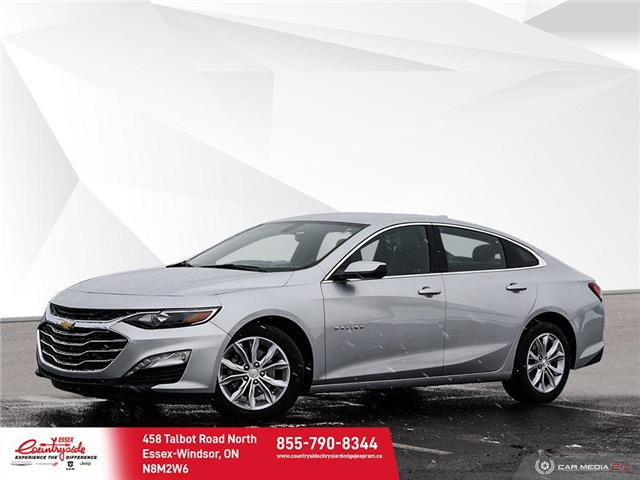 2019 Chevrolet Malibu LT (Stk: 60690) in Essex-Windsor - Image 1 of 27