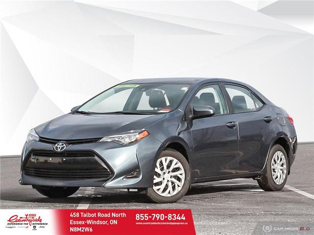 2019 Toyota Corolla LE (Stk: 60721) in Essex-Windsor - Image 1 of 27