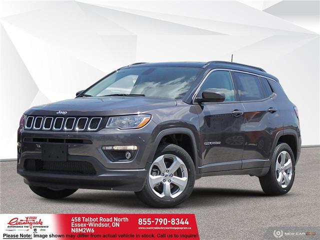 2021 Jeep Compass North (Stk: 60682) in Essex-Windsor - Image 1 of 23