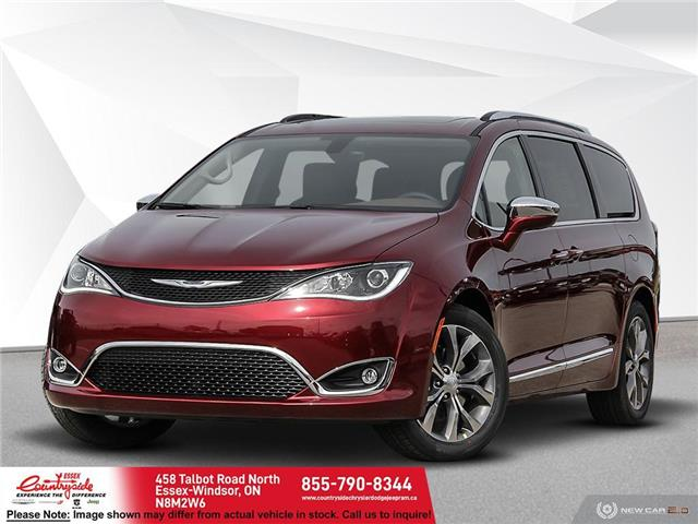 2021 Chrysler Pacifica Limited (Stk: 21115) in Essex-Windsor - Image 1 of 23