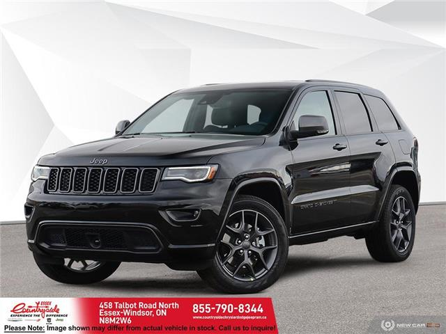 2021 Jeep Grand Cherokee Limited (Stk: 21316) in Essex-Windsor - Image 1 of 23