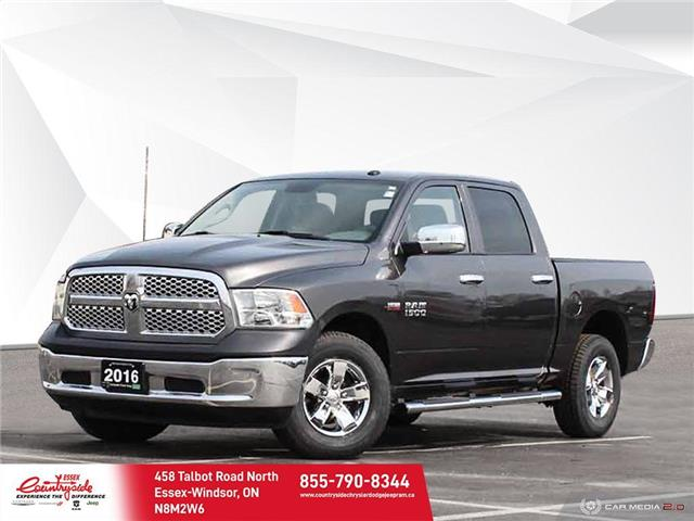 2016 RAM 1500 ST (Stk: 212031) in Essex-Windsor - Image 1 of 27