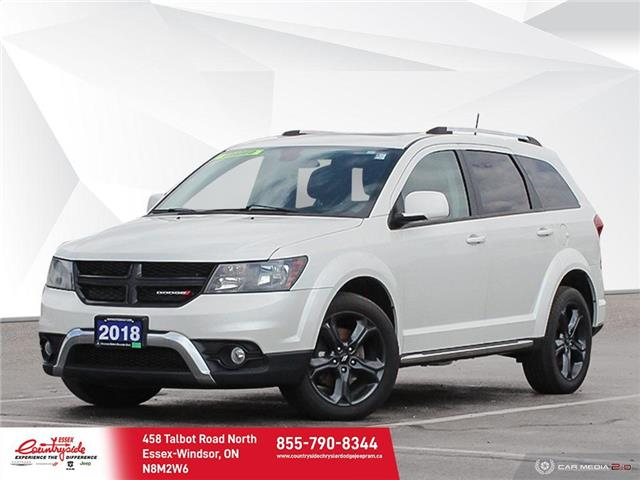 2018 Dodge Journey Crossroad (Stk: 60845) in Essex-Windsor - Image 1 of 27