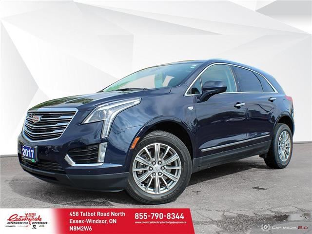2017 Cadillac XT5 Luxury (Stk: 213861) in Essex-Windsor - Image 1 of 29
