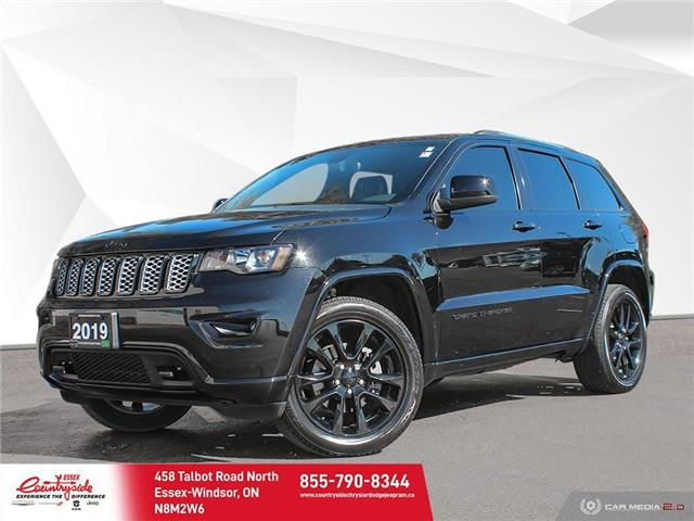 2019 Jeep Grand Cherokee Laredo (Stk: 60943) in Essex-Windsor - Image 1 of 30