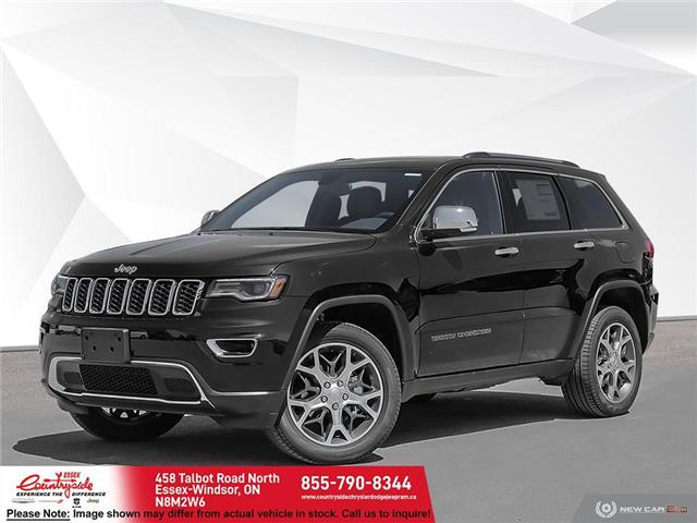 2021 Jeep Grand Cherokee Limited (Stk: 21421) in Essex-Windsor - Image 1 of 23