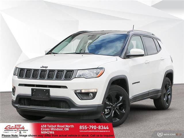 2021 Jeep Compass Altitude (Stk: ) in Essex-Windsor - Image 1 of 22