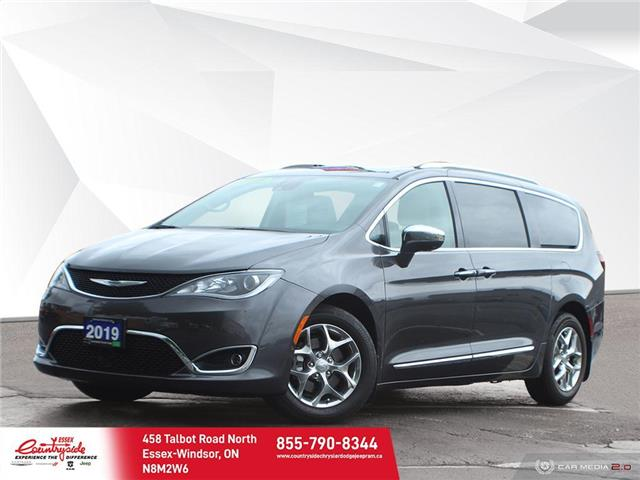 2019 Chrysler Pacifica Limited (Stk: 60970) in Essex-Windsor - Image 1 of 30
