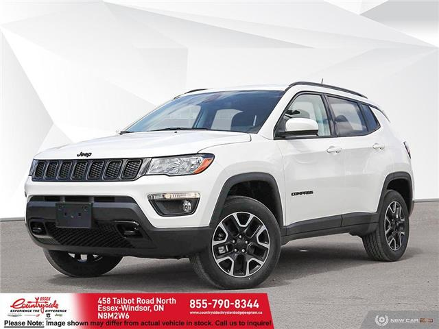 2021 Jeep Compass Sport (Stk: 21612) in Essex-Windsor - Image 1 of 23