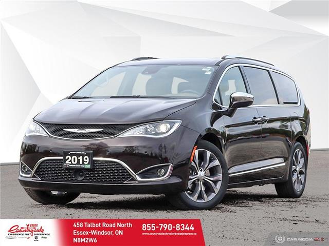 2019 Chrysler Pacifica Limited (Stk: 61167) in Essex-Windsor - Image 1 of 29