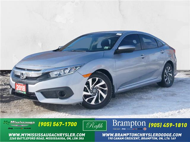2018 Honda Civic EX (Stk: 21184A) in Mississauga - Image 1 of 23