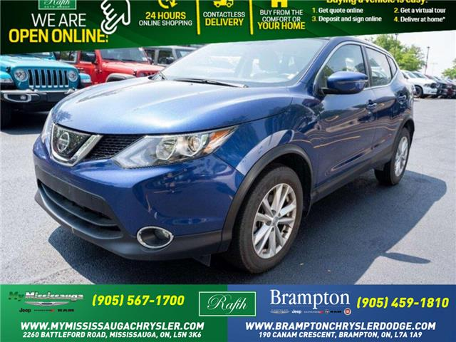 2018 Nissan Qashqai SV (Stk: 1044) in Mississauga - Image 1 of 20