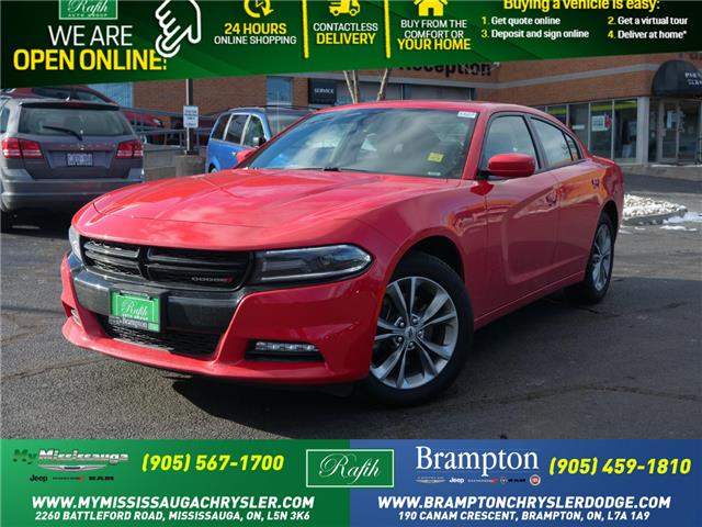 2020 Dodge Charger SXT (Stk: 1272) in Mississauga - Image 1 of 24