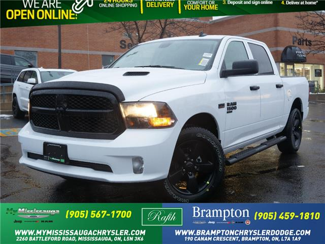 2021 RAM 1500 Classic Tradesman (Stk: 21096) in Mississauga - Image 1 of 6