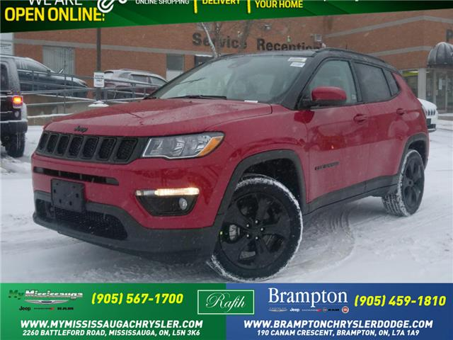 2021 Jeep Compass Altitude (Stk: 21082) in Mississauga - Image 1 of 6