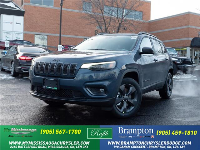 2021 Jeep Cherokee North (Stk: 21077) in Mississauga - Image 1 of 6