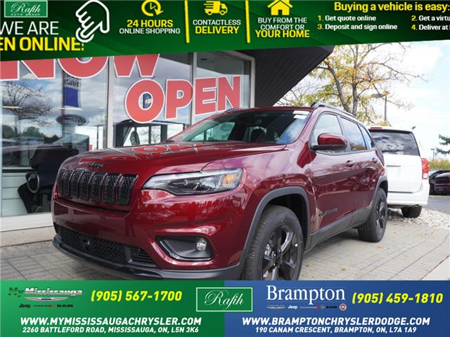 2021 Jeep Cherokee Altitude (Stk: 21006) in Mississauga - Image 1 of 10