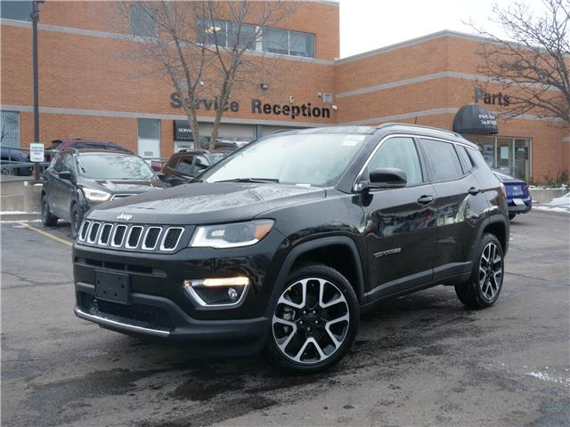 2021 Jeep Compass Limited (Stk: 21128) in Mississauga - Image 1 of 6