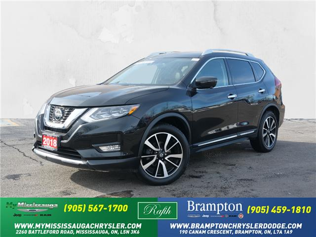 2018 Nissan Rogue SL w/ProPILOT Assist (Stk: 1297) in Mississauga - Image 1 of 23