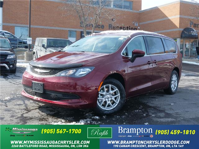 2021 Chrysler Grand Caravan SXT (Stk: 21171) in Mississauga - Image 1 of 6