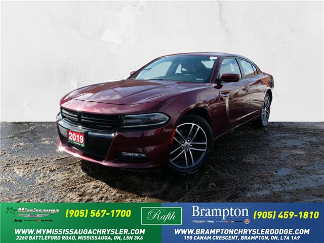 2019 Dodge Charger SXT (Stk: 1306) in Mississauga - Image 1 of 27