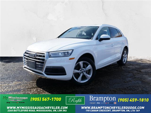 2018 Audi Q5 2.0T Progressiv (Stk: 1304) in Mississauga - Image 1 of 27