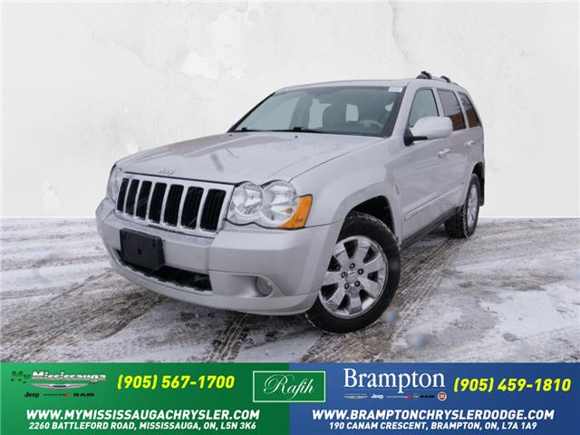 2010 Jeep Grand Cherokee Limited (Stk: 21081B) in Mississauga - Image 1 of 22