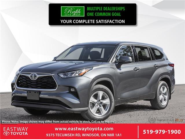 2020 Toyota Highlander Hybrid LE (Stk: HH3487) in Windsor - Image 1 of 23