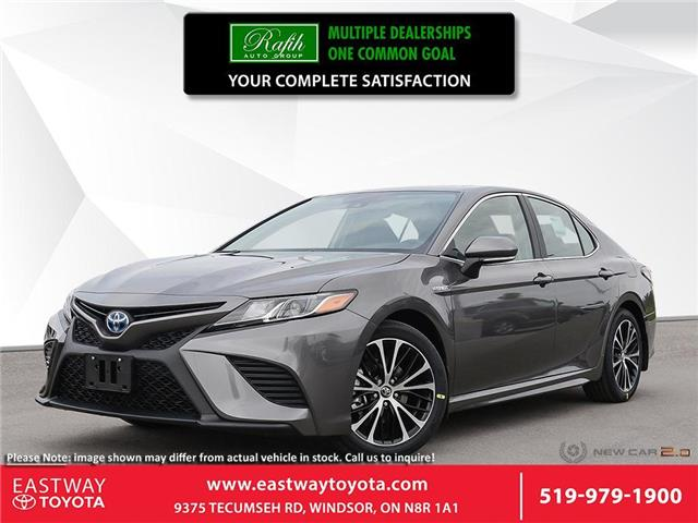 2020 Toyota Camry Hybrid SE (Stk: CH4873) in Windsor - Image 1 of 23
