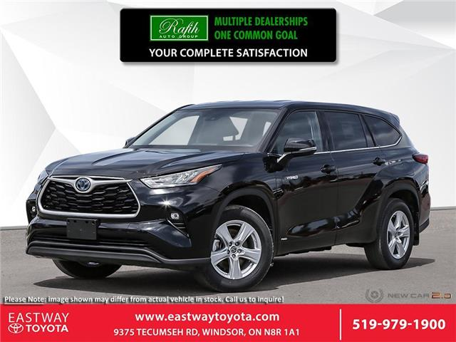 2020 Toyota Highlander Hybrid LE (Stk: HH2498) in Windsor - Image 1 of 23
