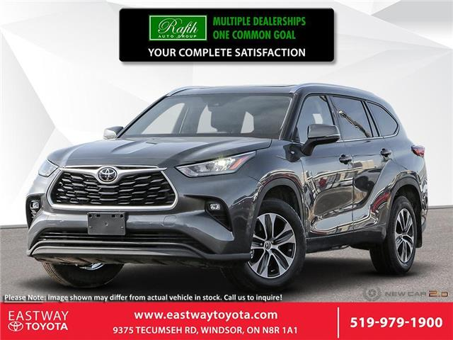 2020 Toyota Highlander XLE (Stk: HI2106) in Windsor - Image 1 of 22