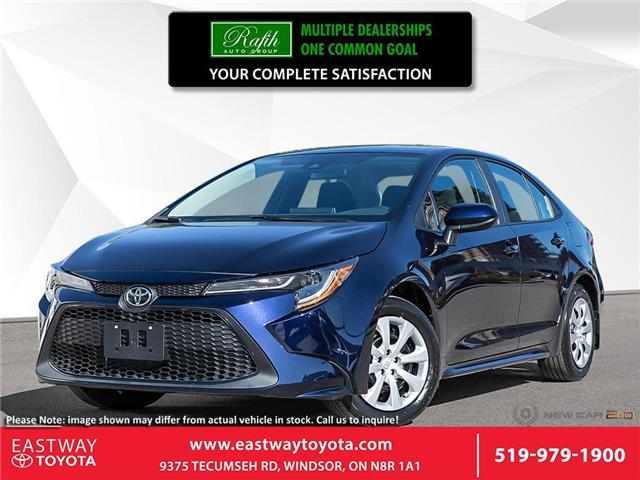 2021 Toyota Corolla LE (Stk: CO0783) in Windsor - Image 1 of 23