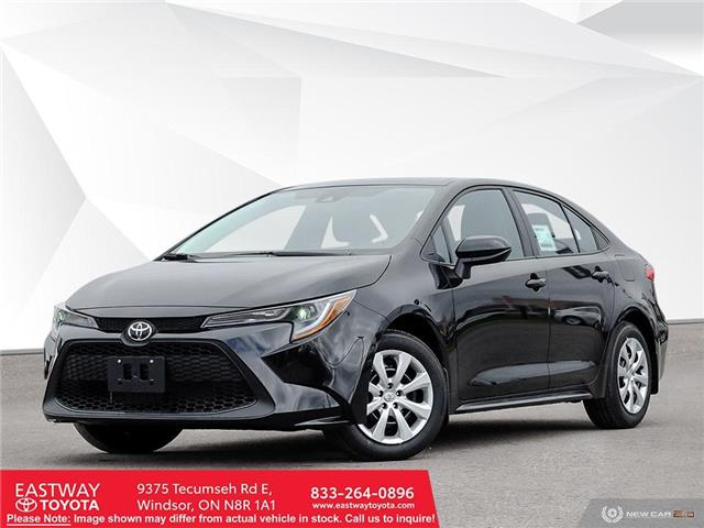 2021 Toyota Corolla LE (Stk: CO1502A) in Windsor - Image 1 of 23