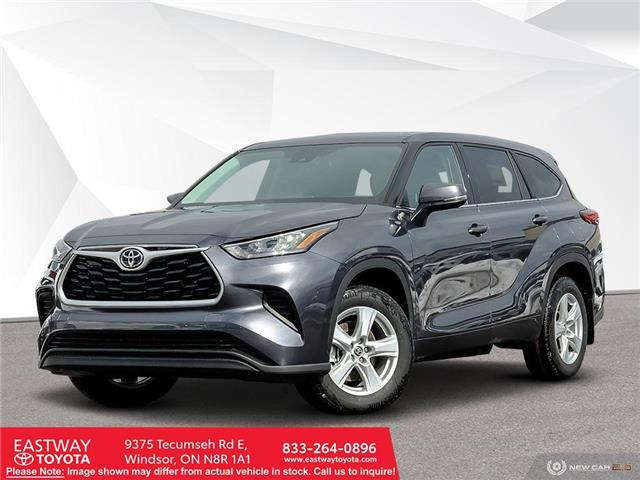 2020 Toyota Highlander LE (Stk: HI1806) in Windsor - Image 1 of 23
