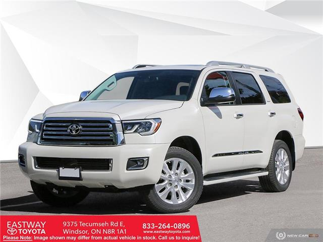 2021 Toyota Sequoia Platinum (Stk: SE2018) in Windsor - Image 1 of 23