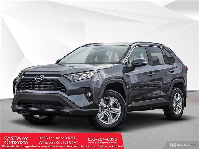 2021 Toyota RAV4 XLE (Stk: RA2733) in Windsor - Image 1 of 23