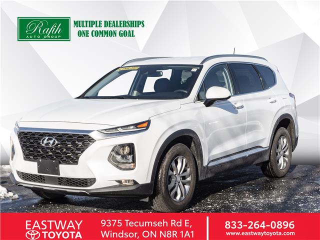 2020 Hyundai Santa Fe Essential 2.4  w/Safety Package (Stk: PR0123) in Windsor - Image 1 of 24