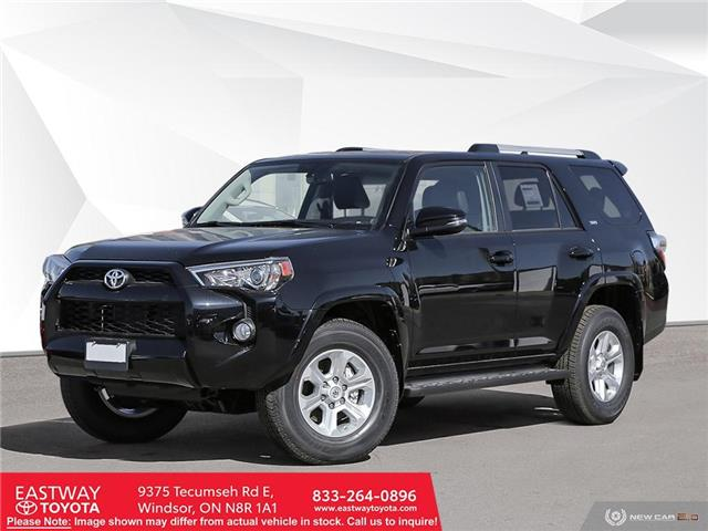 2021 Toyota 4Runner Base (Stk: 4R2530) in Windsor - Image 1 of 22