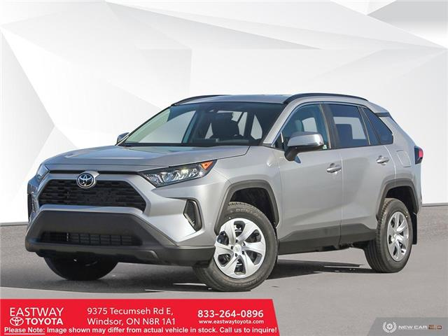 2021 Toyota RAV4 LE (Stk: RA5366) in Windsor - Image 1 of 23