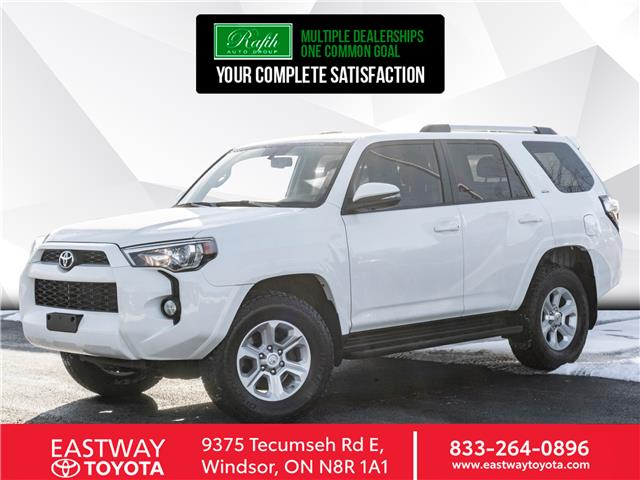 2019 Toyota 4Runner SR5 (Stk: PR5382) in Windsor - Image 1 of 24