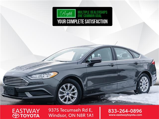 2017 Ford Fusion S (Stk: TR5533) in Windsor - Image 1 of 24