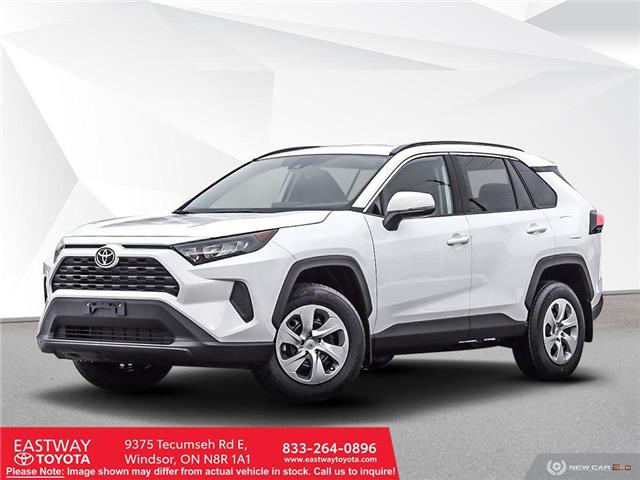2021 Toyota RAV4 LE (Stk: RA2251) in Windsor - Image 1 of 23