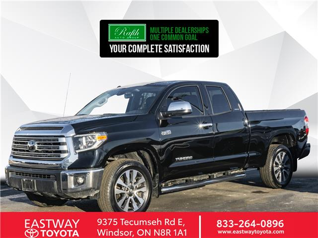 2019 Toyota Tundra Limited 5.7L V8 (Stk: TR0031) in Windsor - Image 1 of 22