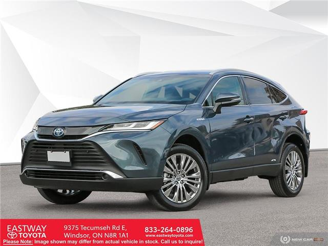 2021 Toyota Venza XLE (Stk: VE8685A) in Windsor - Image 1 of 23